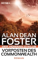 Alan Dean Foster: Vorposten des Commonwealth ★★★★