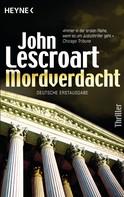John Lescroart: Mordverdacht ★★★★★