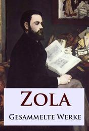 Zola - Gesammelte Werke