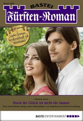 Fürsten-Roman - Folge 2495