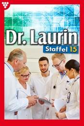 Dr. Laurin Staffel 15 – Arztroman - E-Book 141-150