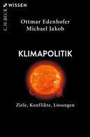 Michael Jakob: Klimapolitik ★★★★