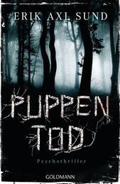 Puppentod - Die Kronoberg-Reihe 2 - Psychothriller