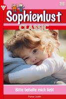 Patricia Vandenberg: Sophienlust Classic 39 – Familienroman