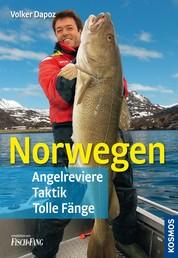 Norwegen - Angelreviere - Taktik - tolle Fänge