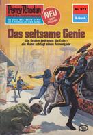 H.G. Francis: Perry Rhodan 973: Das seltsame Genie ★★★★