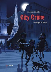 City Crime - Pelzjagd in Paris - Band 4