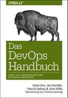 Gene Kim: Das DevOps-Handbuch ★★★