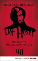 Wolfgang Hohlbein: Der Hexer 40 ★★★