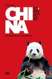 Fettnäpfchenführer China - Der Wink mit dem Hühnerfuß