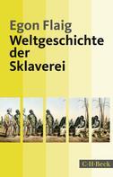 Egon Flaig: Weltgeschichte der Sklaverei ★★★★