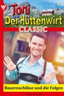 Friederike von Buchner: Toni der Hüttenwirt Classic 31 – Heimatroman