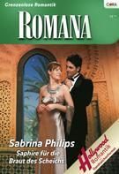 Sabrina Philips: Saphire für die Braut des Scheichs ★★★★