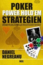 Poker Power Hold'em Strategien - Wirkungsvolle neue Strategien, mit denen Sie bei Hold'em gewinnen!