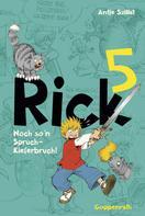Antje Szillat: Rick 5 ★★★★★