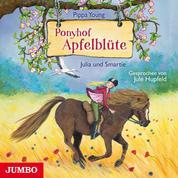 Ponyhof Apfelblüte 6. Julia und Smartie