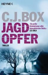 Jagdopfer - Thriller