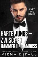 Virna Depaul: Harte Jungs – Zwischen Hammer und Amboss ★★★★