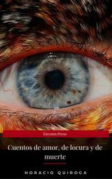 Cuentos de amor, de locura y de muerte (Eireann Press)