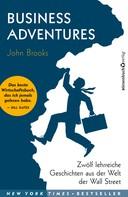 John Brooks: Business Adventures ★★★★