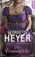 Georgette Heyer: Die Vernunftehe ★★★★