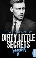 Stacey Kennedy: Dirty Little Secrets - Begehrt ★★★★