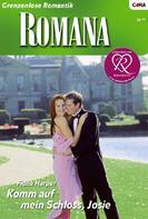 Fiona Harper: Komm auf mein Schloss, Josie ★★★★