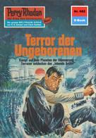 Hans Kneifel: Perry Rhodan 682: Terror der Ungeborenen ★★★★