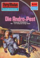 William Voltz: Perry Rhodan 616: Die Andro-Pest ★★★★
