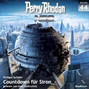 Perry Rhodan Neo 44: Countdown für Siron - Die Zukunft beginnt von vorn