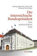 Franz Cede: Der österreichische Bundespräsident ★★★★