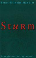 Ernst-Wilhelm Händler: Sturm