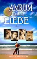 Sissi Kaipurgay: Amrum, Kerle, Liebe Band 1 - 4 ★★★★★