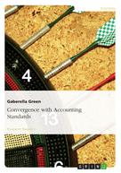 Gaberella Green: Convergence with Accounting Standards
