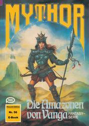Mythor 56: Die Amazonen von Vanga