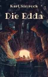 Die Edda - Germanische Göttersagen
