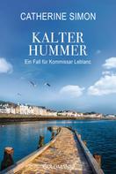 Catherine Simon: Kalter Hummer (Leblanc 5) ★★★★