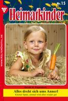 Harald M. Wippenbeck: Heimatkinder 15 – Heimatroman ★★★★★