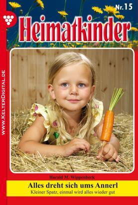 Heimatkinder 15 – Heimatroman