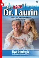 Viola Maybach: Der neue Dr. Laurin 13 – Arztroman ★★★★★