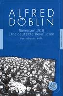 Alfred Döblin: November 1918 ★