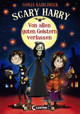 Scary Harry (Band 1) - Von allen guten Geistern verlassen