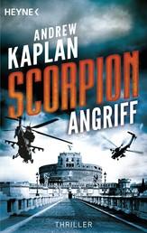 Scorpion: Angriff - Thriller -