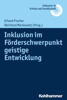 Erhard Fischer: Inklusion im Förderschwerpunkt geistige Entwicklung ★★★★