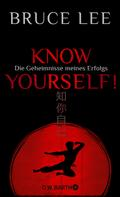 Bruce Lee: Know yourself!