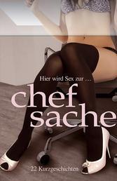 Hier wird Sex zur Chefsache - 22 Kurzgeschichten