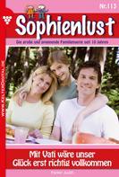 Judith Parker: Sophienlust 113 – Familienroman ★★★★★