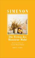 Georges Simenon: Die Ferien des Monsieur Mahé