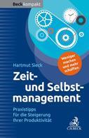 Hartmut Sieck: Zeit- und Selbstmanagement