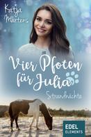 Katja Martens: Vier Pfoten für Julia - Strandnächte ★★★★